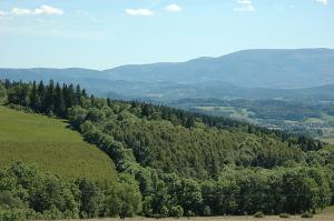 Uitzicht Villa Marleen